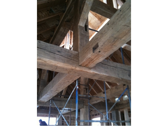 Office Timberframe