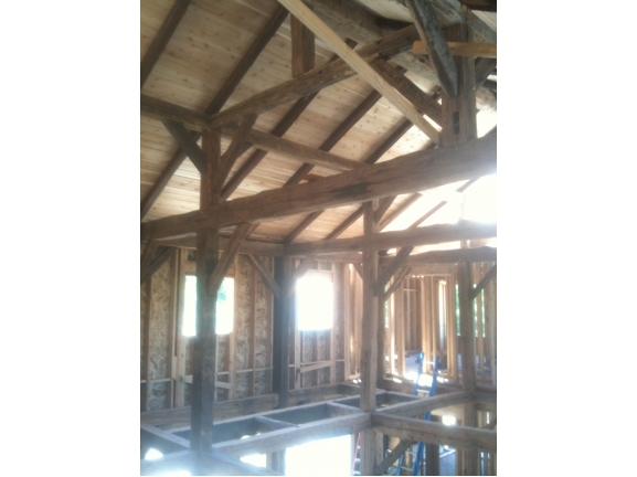 Barn Room Timberframe