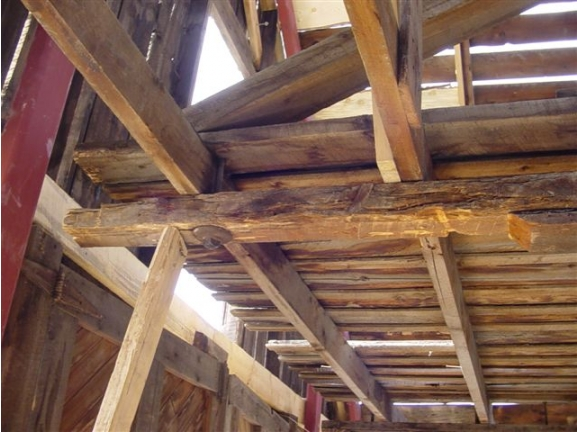 Original Timber Frame